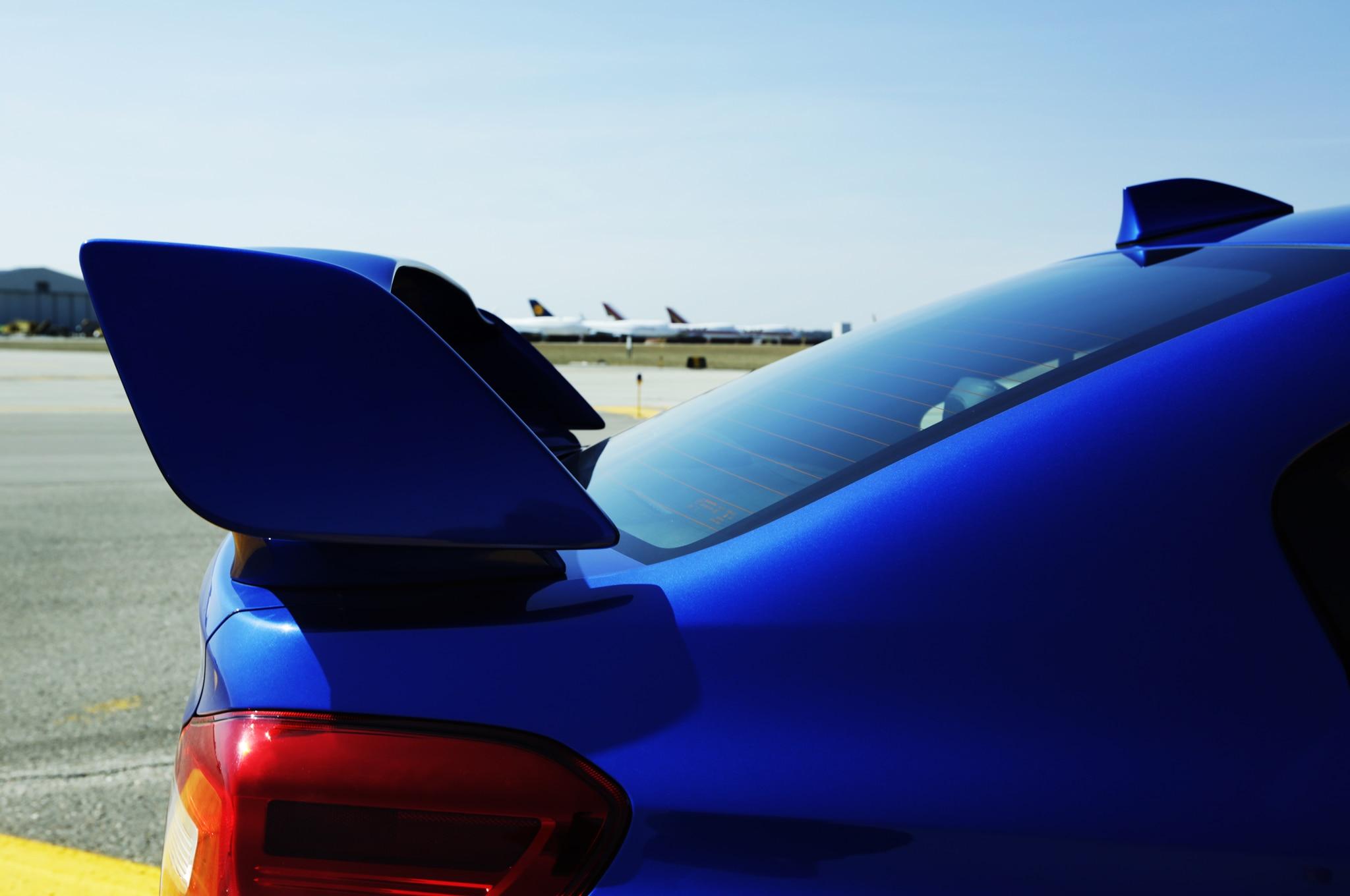 2015 Subaru WRX STI Around the Block  Automobile Magazine