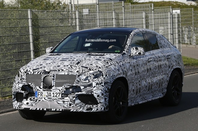 2016 Mercedes Benz Mlc63 Amg Spied Front Three Quarters 021 660x438