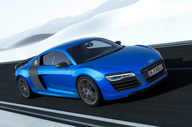 Audi R8 LMX Front Three Quarters In Motion1 660x438