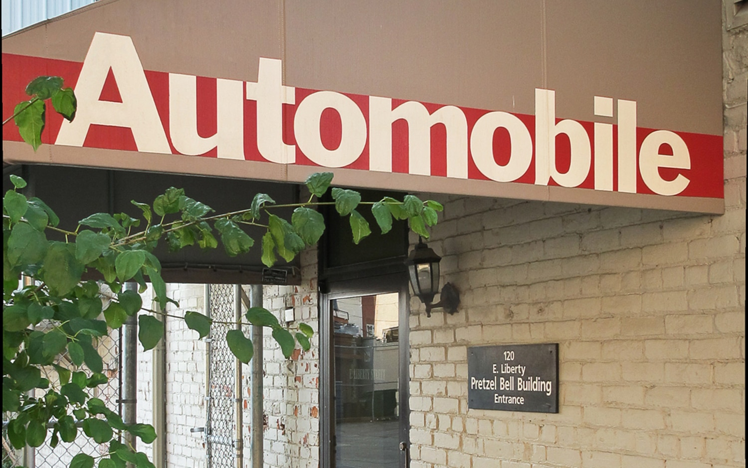 Automobile Magazine Building Cropped