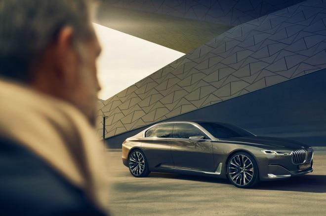 BMW Vision Future Luxury Concept Front Three Quarter1 660x438