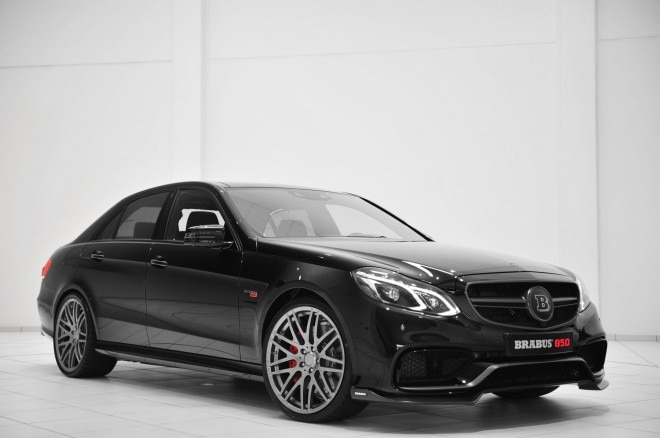 Brabus 850 60 Biturbo Front Side View In Black1 660x438