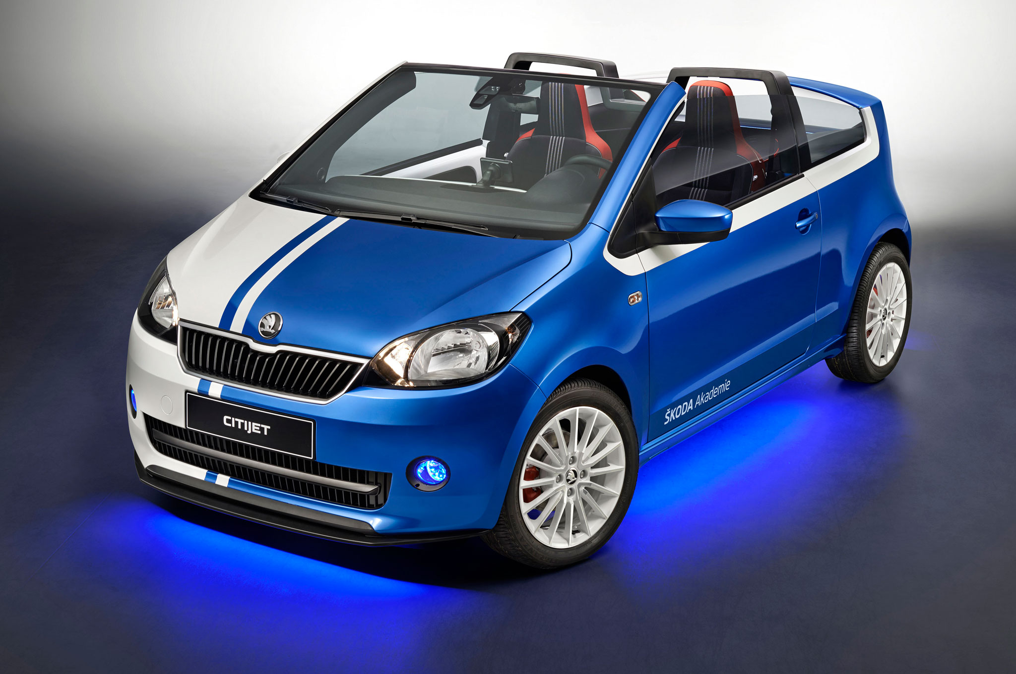 Skoda Citijet Concept Premieres At Worthersee Festival