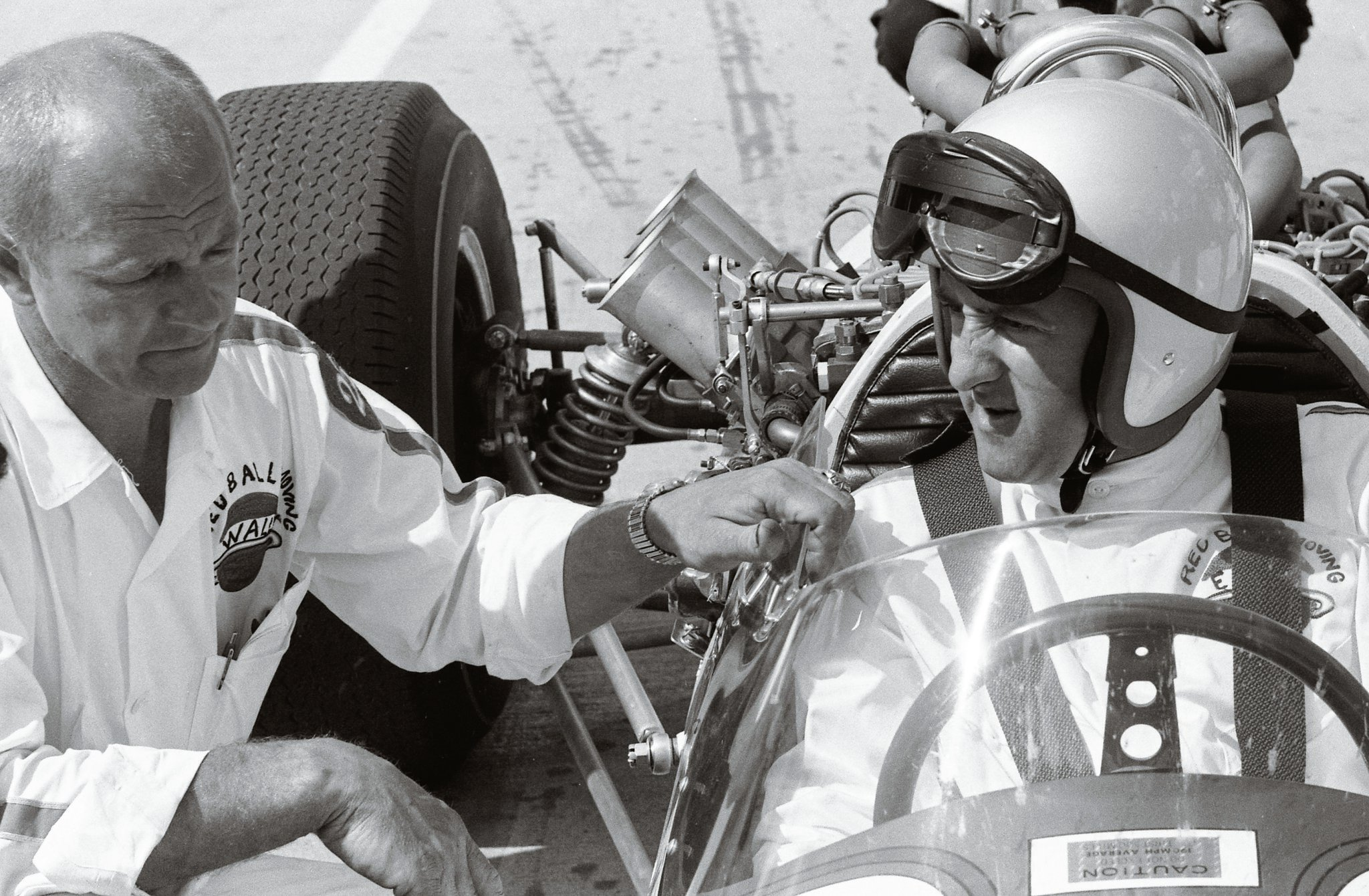 Bobby Jones Ford >> Black Noon: The Year They Stopped The Indy 500 ...