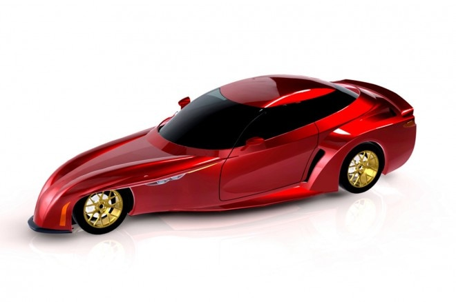 Deltawing Road Car Rendering1 660x438