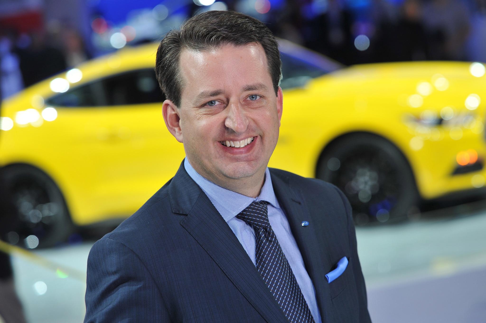 Ford Of Europe Design Head Joel Piaskowski1