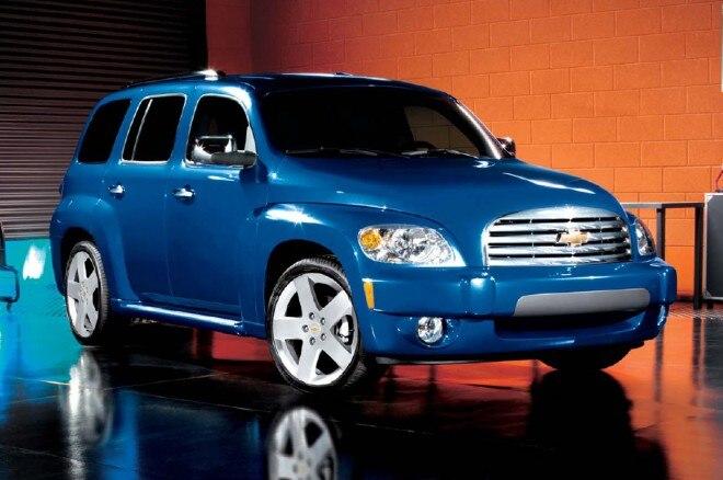 2007 Chevrolet Hhr Front Three Quarter1 660x438