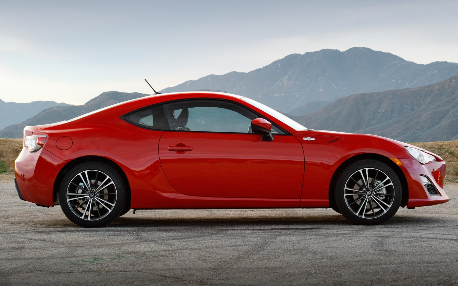 2013 Scion FR S Side View