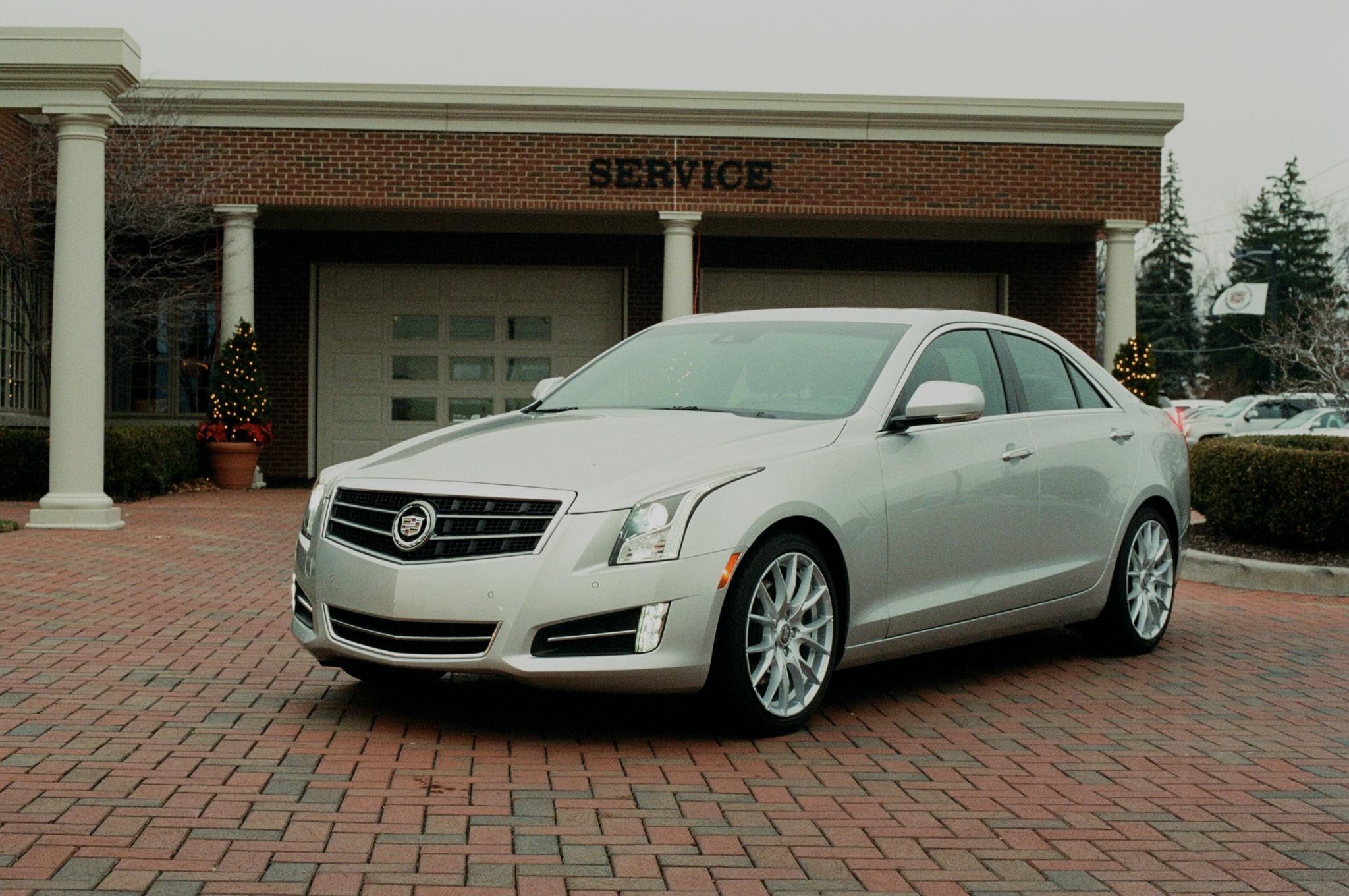 2013 Cadillac Ats Toledo Dealer Service1