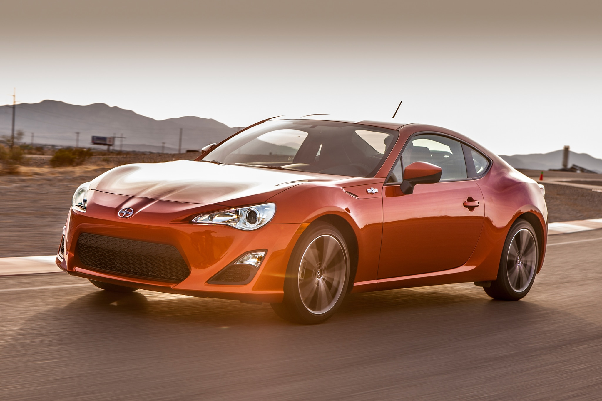 report scion fr s hybrid unlikely to reach production automobile. Black Bedroom Furniture Sets. Home Design Ideas