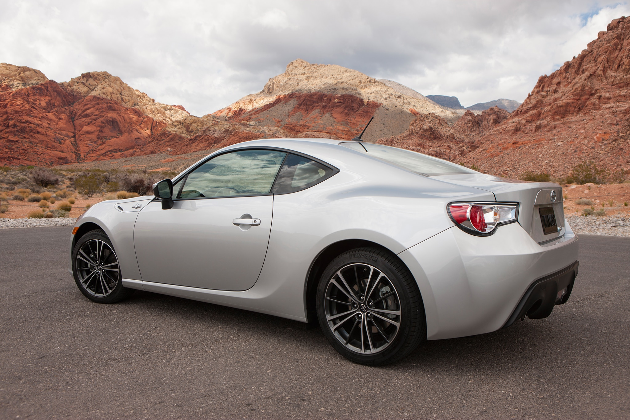 2013 Scion FR S Three Quarters View 61