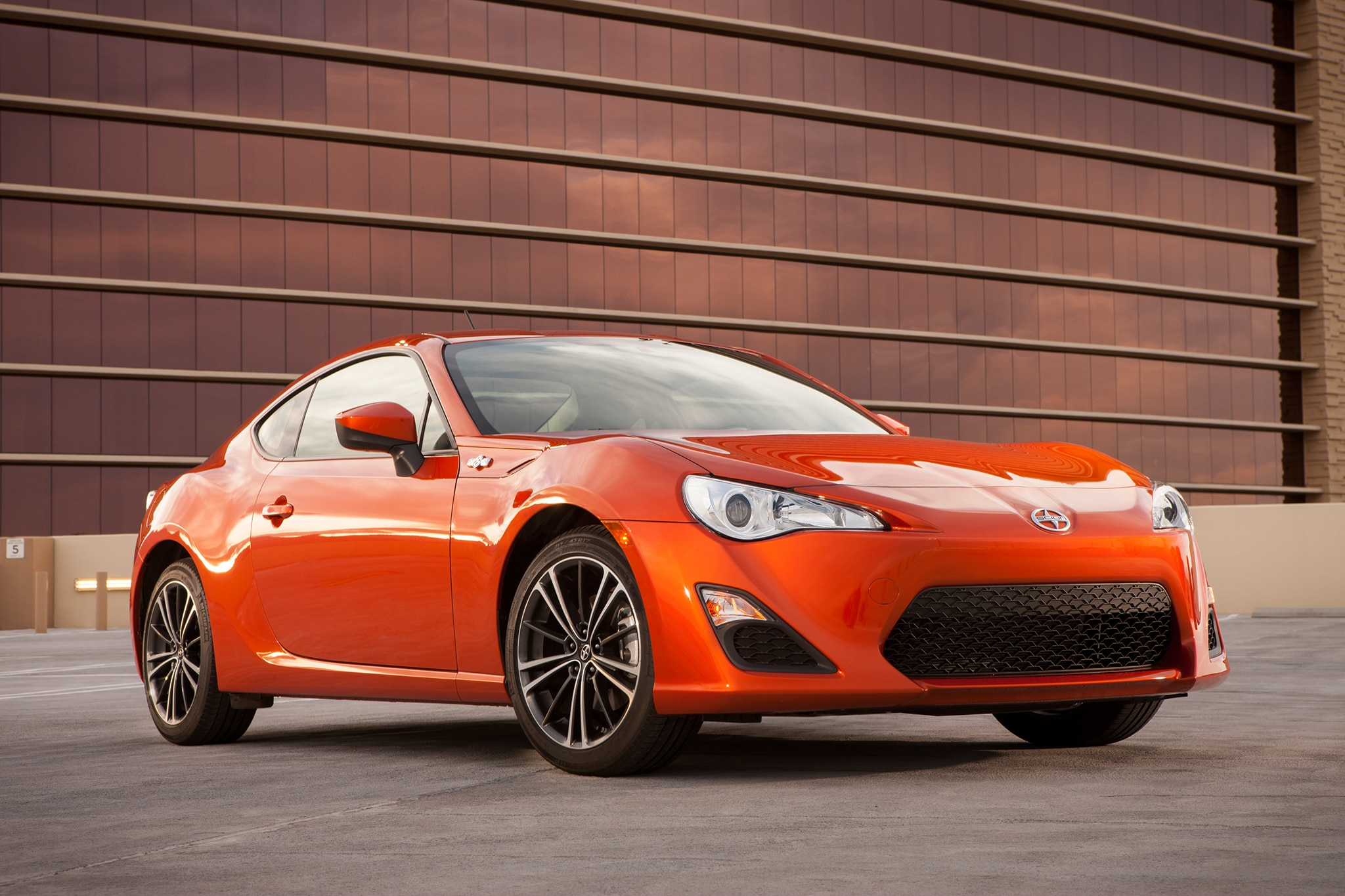 2013 Scion FR S Three Quarters View 9