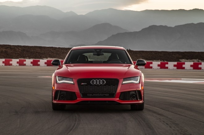 2014 Audi RS7 Front End 660x438