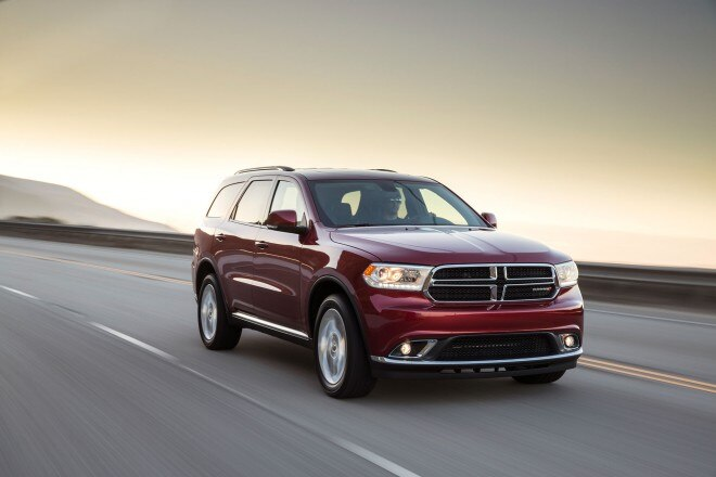 2014 Dodge Durango Limited Passengers Three Quarters In Motion1 660x440