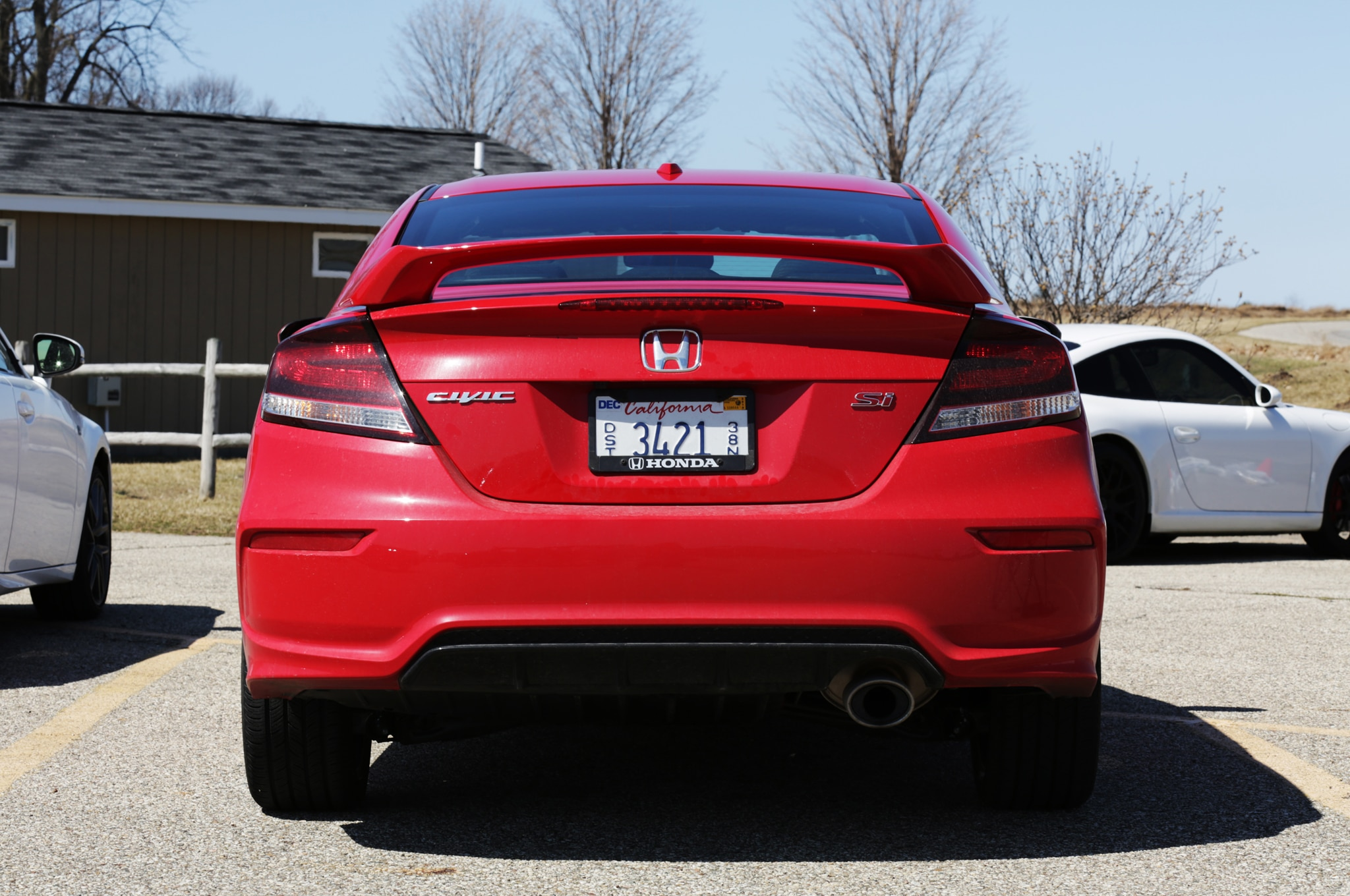 2014 honda civic si coupe around the block automobile. Black Bedroom Furniture Sets. Home Design Ideas