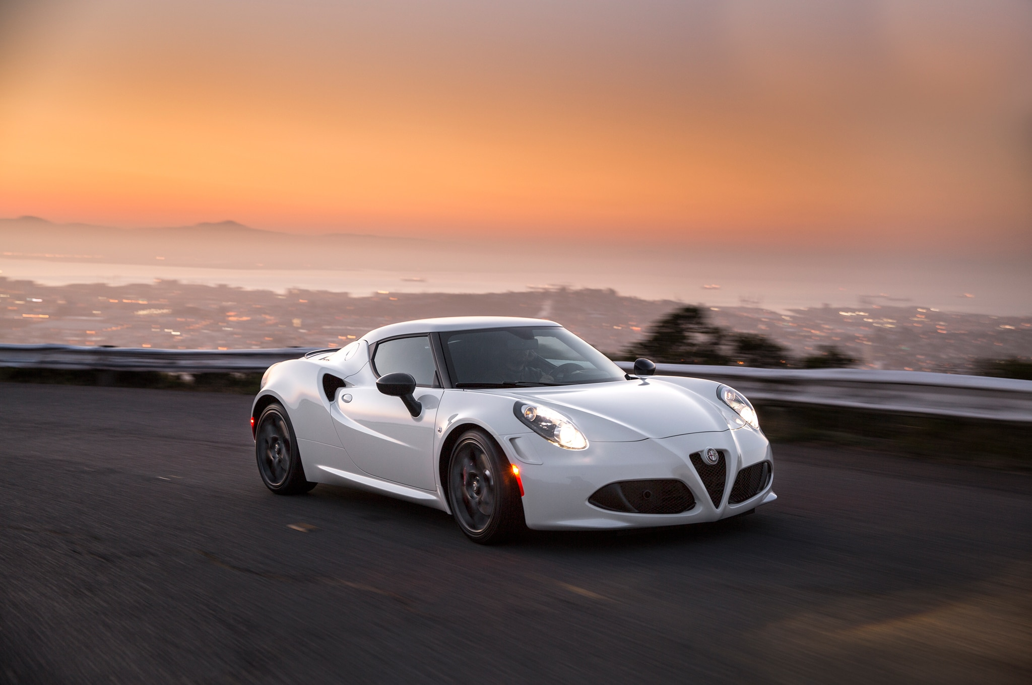 2015 Alfa Romeo 4c Review Automobile Magazine
