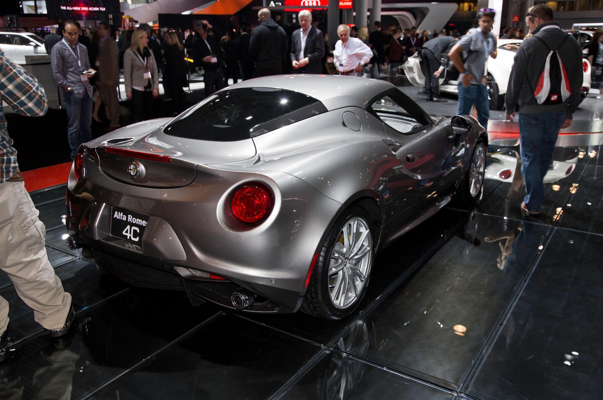 Alfa Romeo Announces List Of U.S. Dealerships