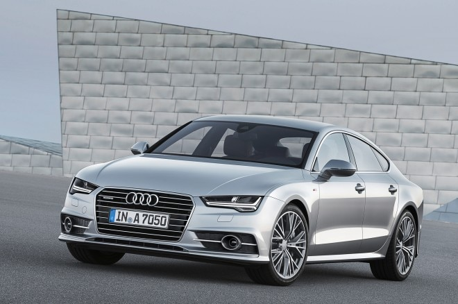 First Drive: 2017 Audi A7 3.0T Competition Quattro