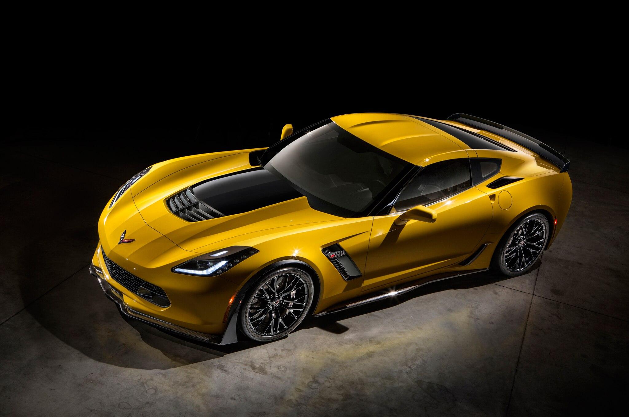 2015 corvette z06. the 2015 corvette z06