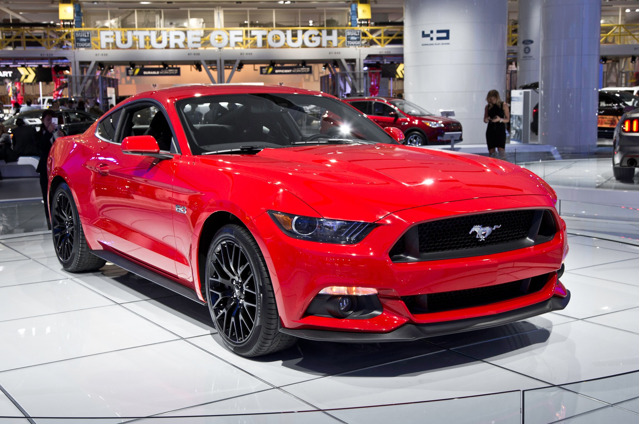 2015 ford mustang configurator pricing details go live. Black Bedroom Furniture Sets. Home Design Ideas