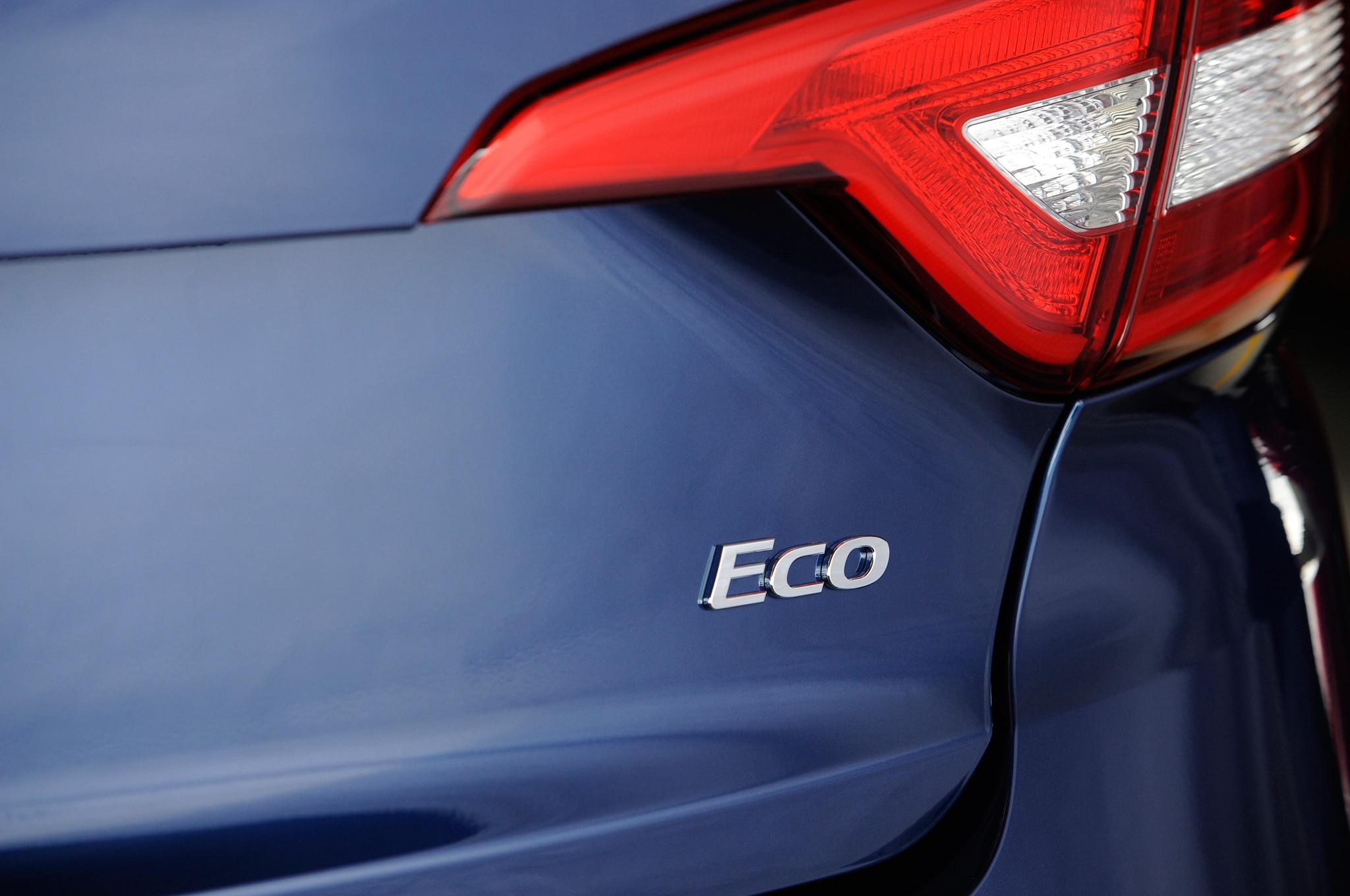 2015 hyundai sonata pricing options and specifications cleanmpg - 2015 Hyundai Sonata Eco Badge