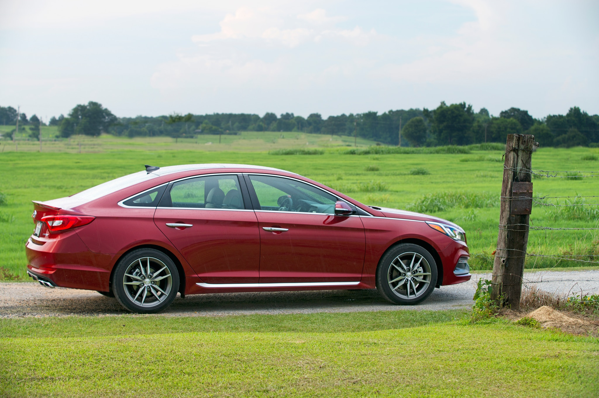 2015 Hyundai Sonata Review