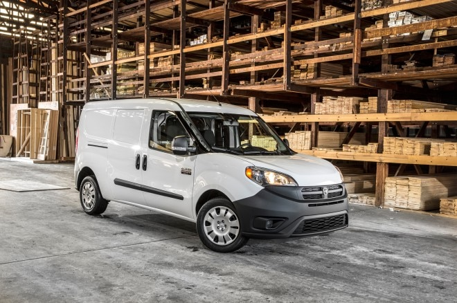 2015 Ram ProMaster City Front Three Quarters1 660x438