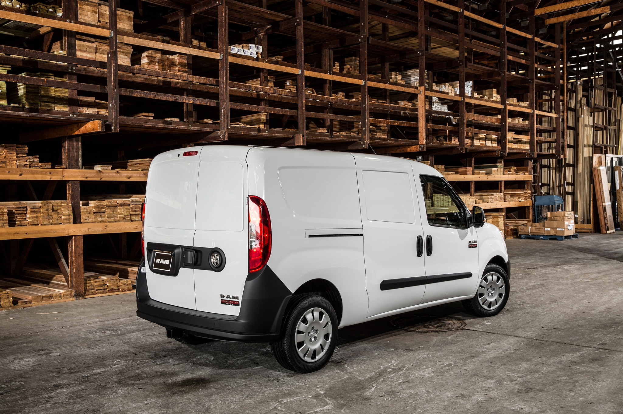 2015 ram promaster city revealed automobile magazine. Black Bedroom Furniture Sets. Home Design Ideas