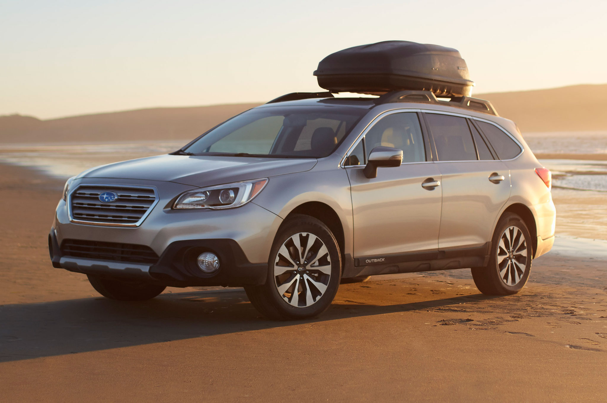 2015 subaru outback priced at $25,745 - automobile magazine