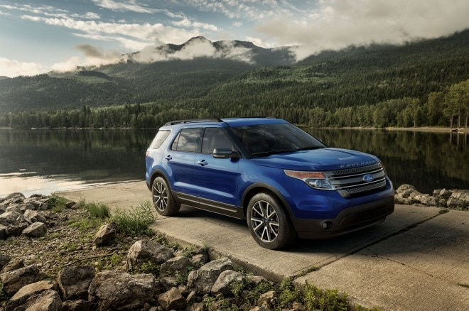2015 Ford Explorer Front Angle1 660x438