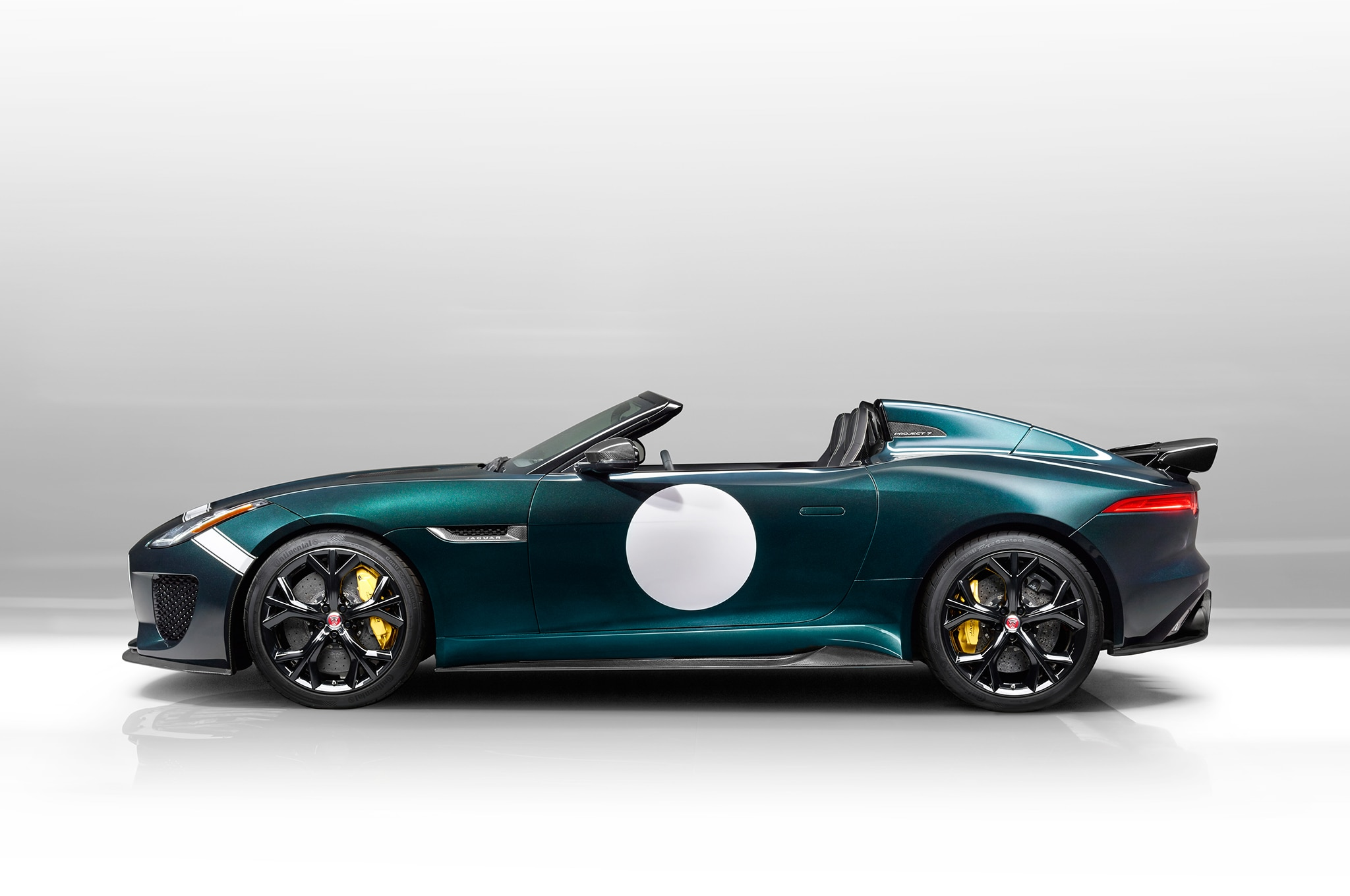 jaguar f type project 7 heading to production automobile magazine. Black Bedroom Furniture Sets. Home Design Ideas