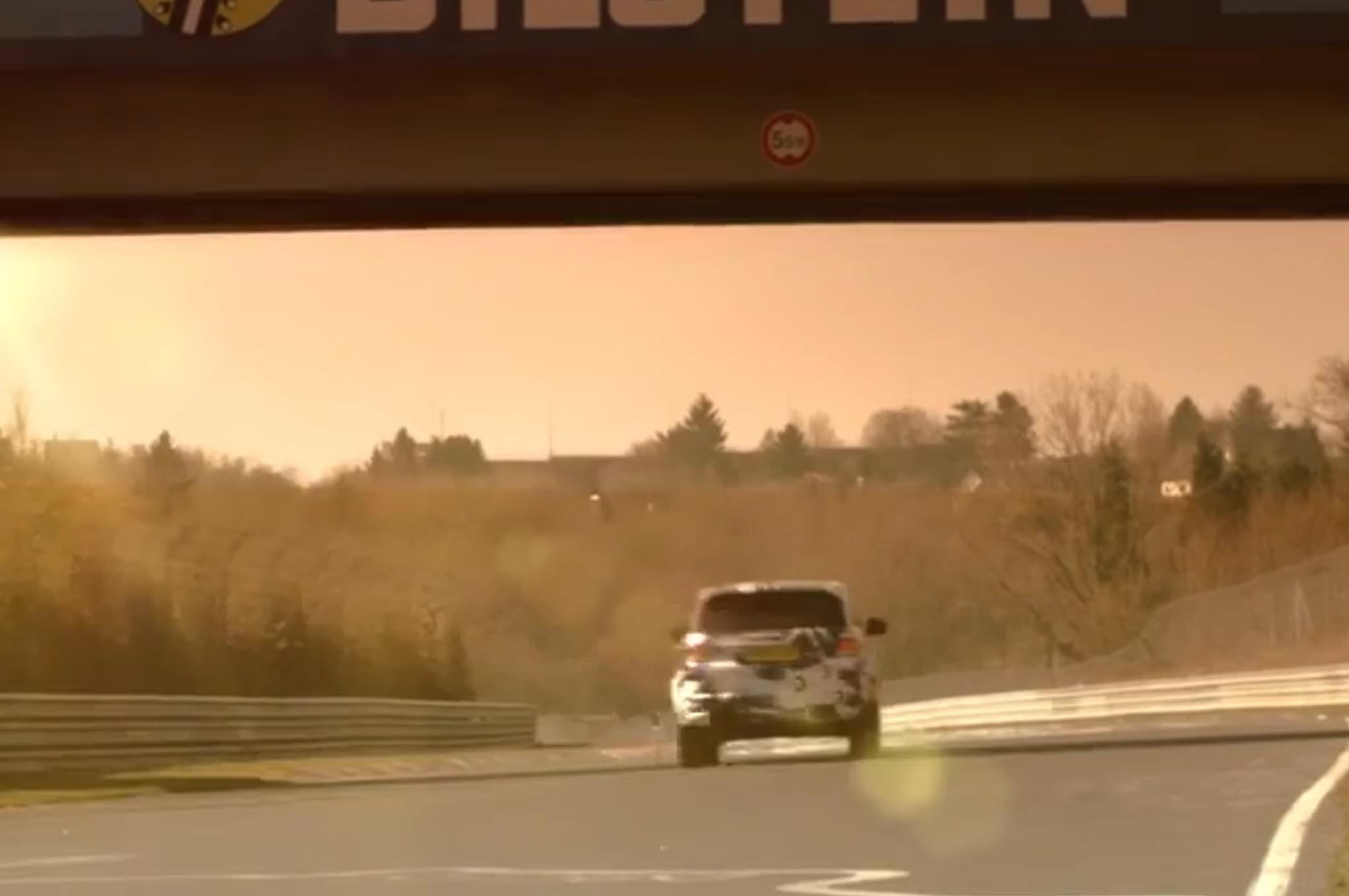 2015 Land Rover Range Rover Sport R S Teaser