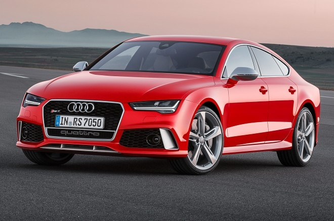 2016 Audi RS 7 Front View1 660x438