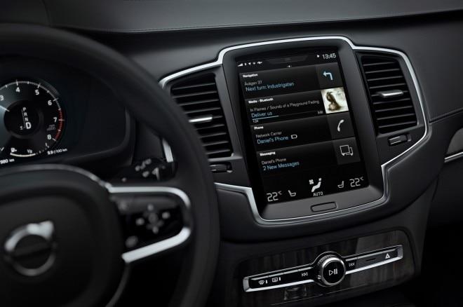 2016Volvo XC90 Android Auto 1 660x438