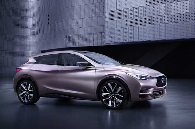 Infiniti Q30 Concept Side Profile1 660x438