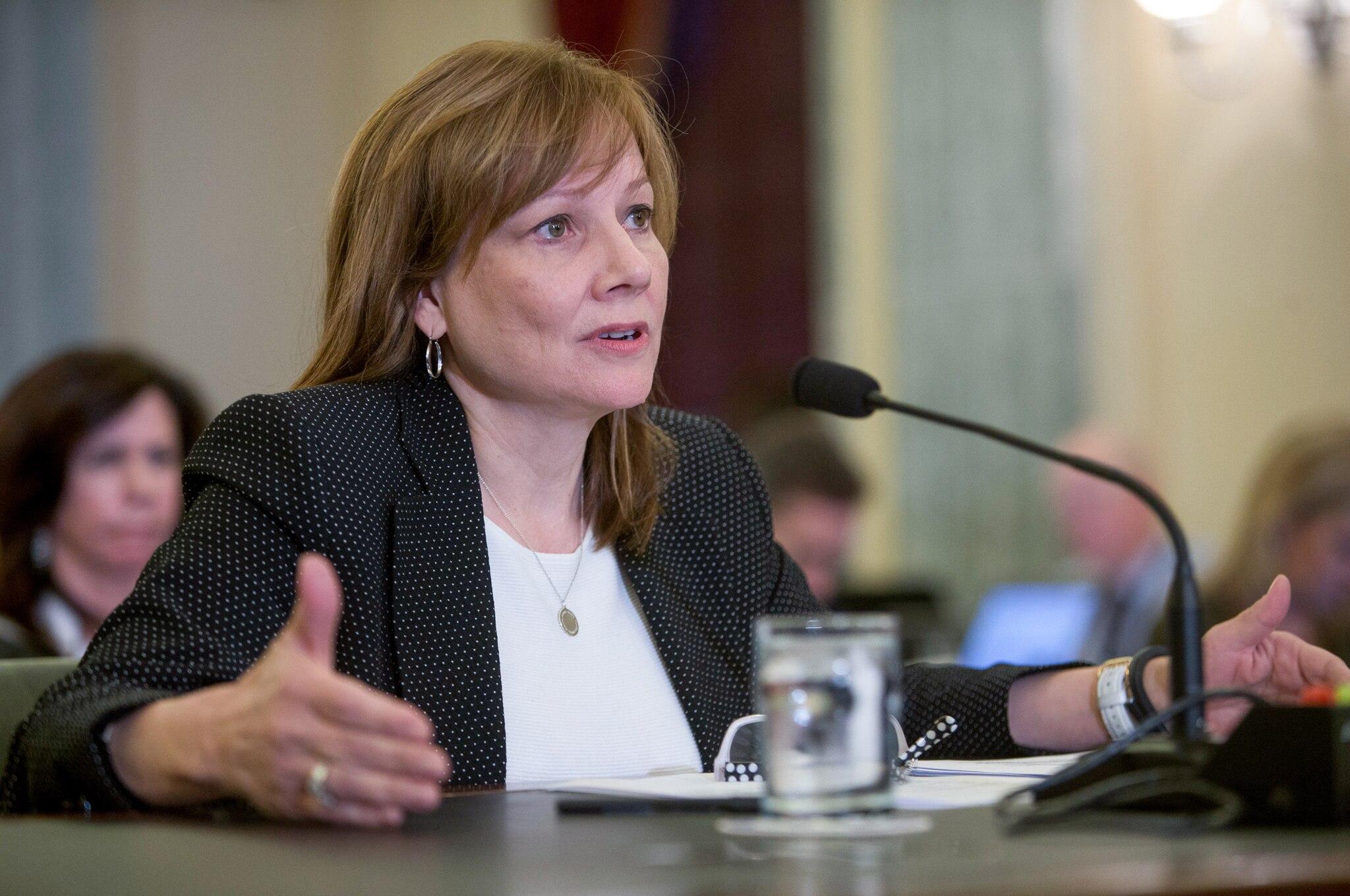 Mary Barra GM Senate Subcommitte 06