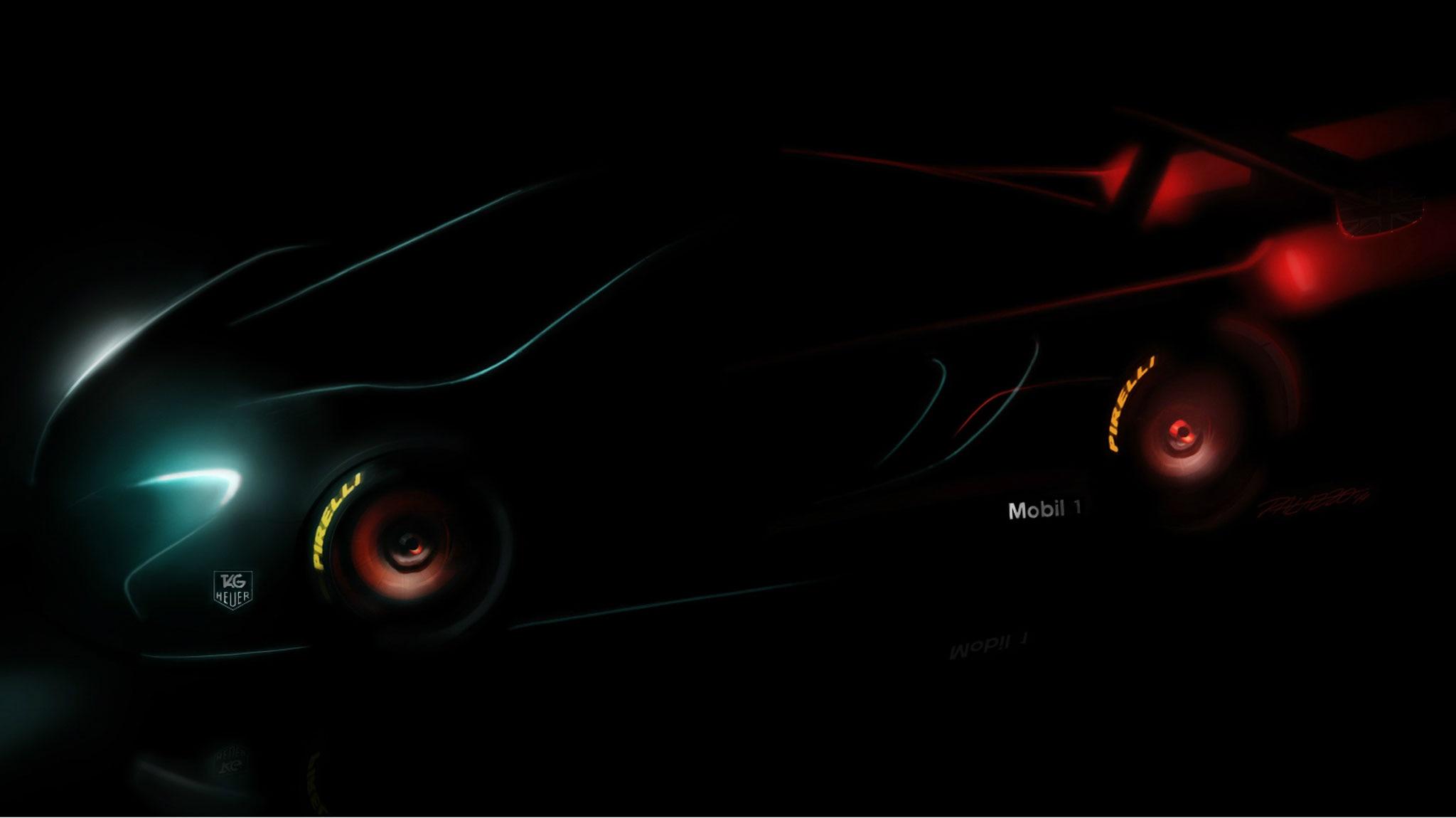 McLaren 650s GT Teaser1