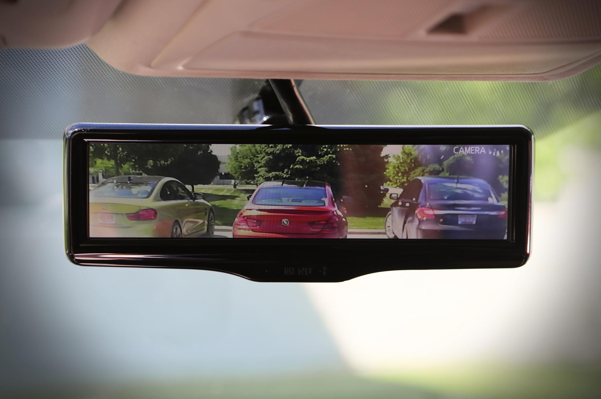 Nissan Smart Rear View Mirror 11