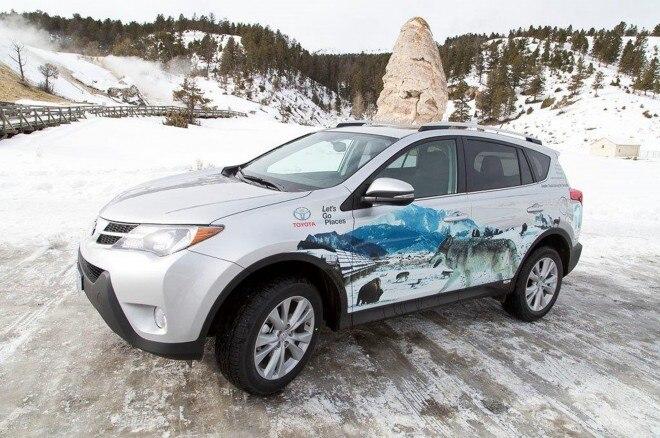 Toyota Rav4 Yellowstone Front Three Quarter1 660x438