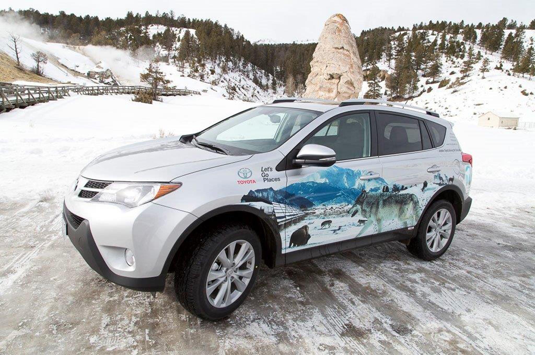 Toyota Rav4 Yellowstone Front Three Quarter1