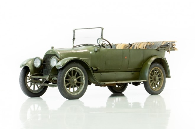 1918 Cadillac Type 57 Front Three Quarters1 660x438