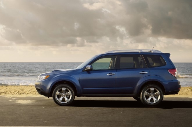 2013 Subaru Forester Profile1 660x438
