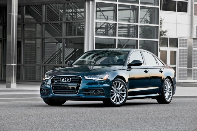 2014 Audi A6 Front Three Quarters1 660x438