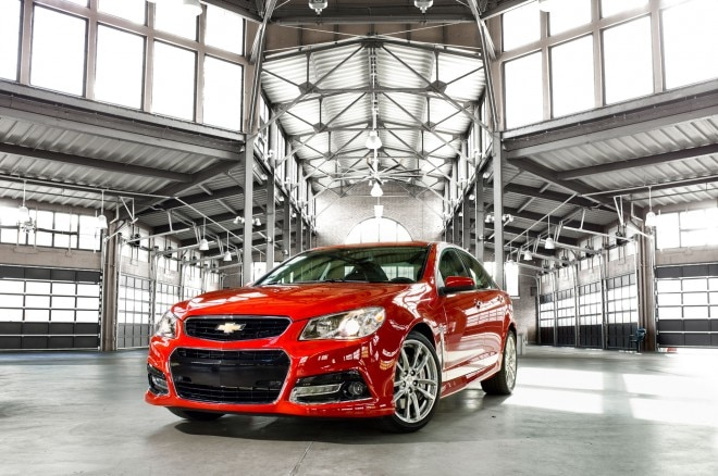 2014 Chevrolet SS Front Left View 21 660x438