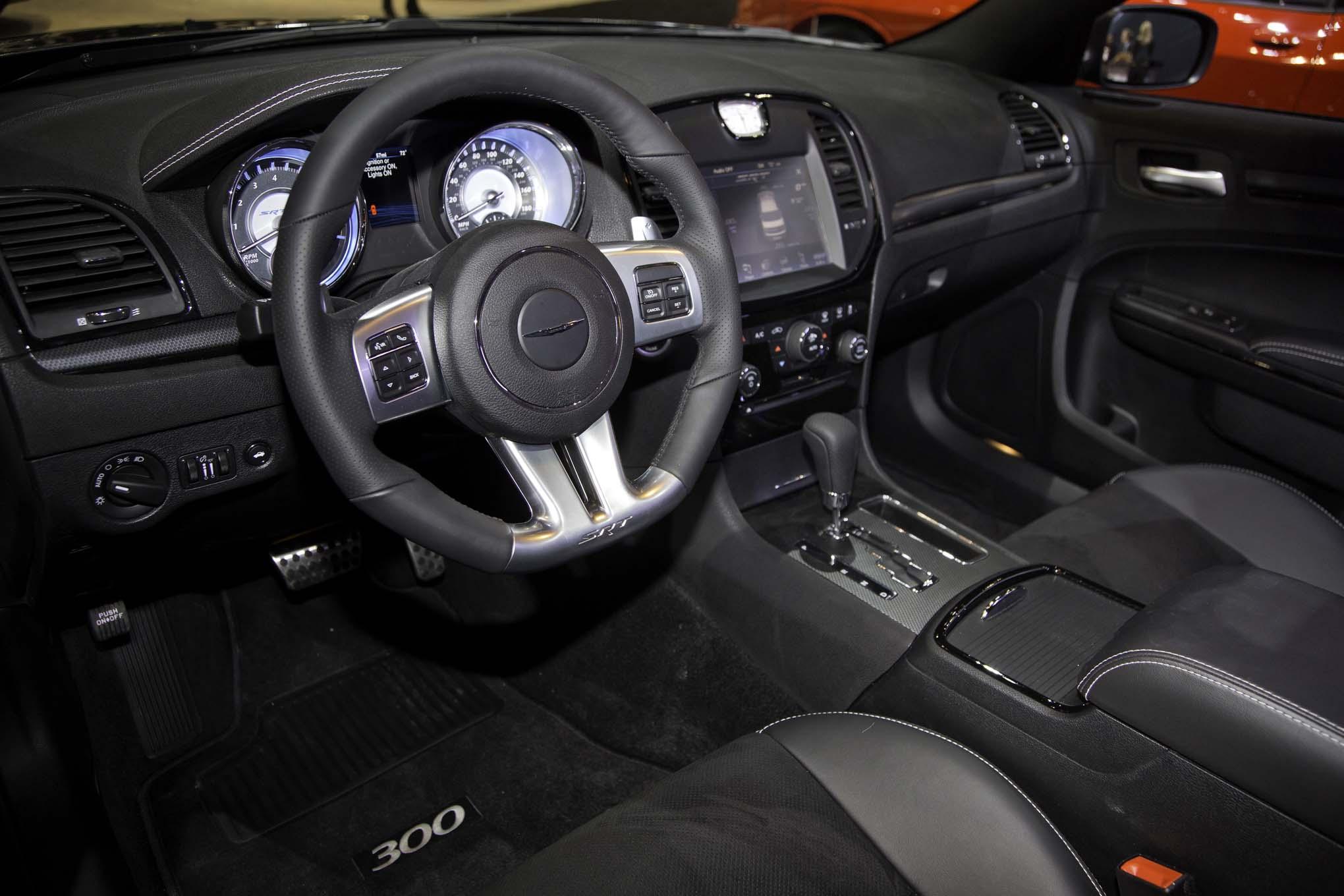 2014 chrysler 300 interior. 2014 chrysler 300 srt satin vapor edition interior 02