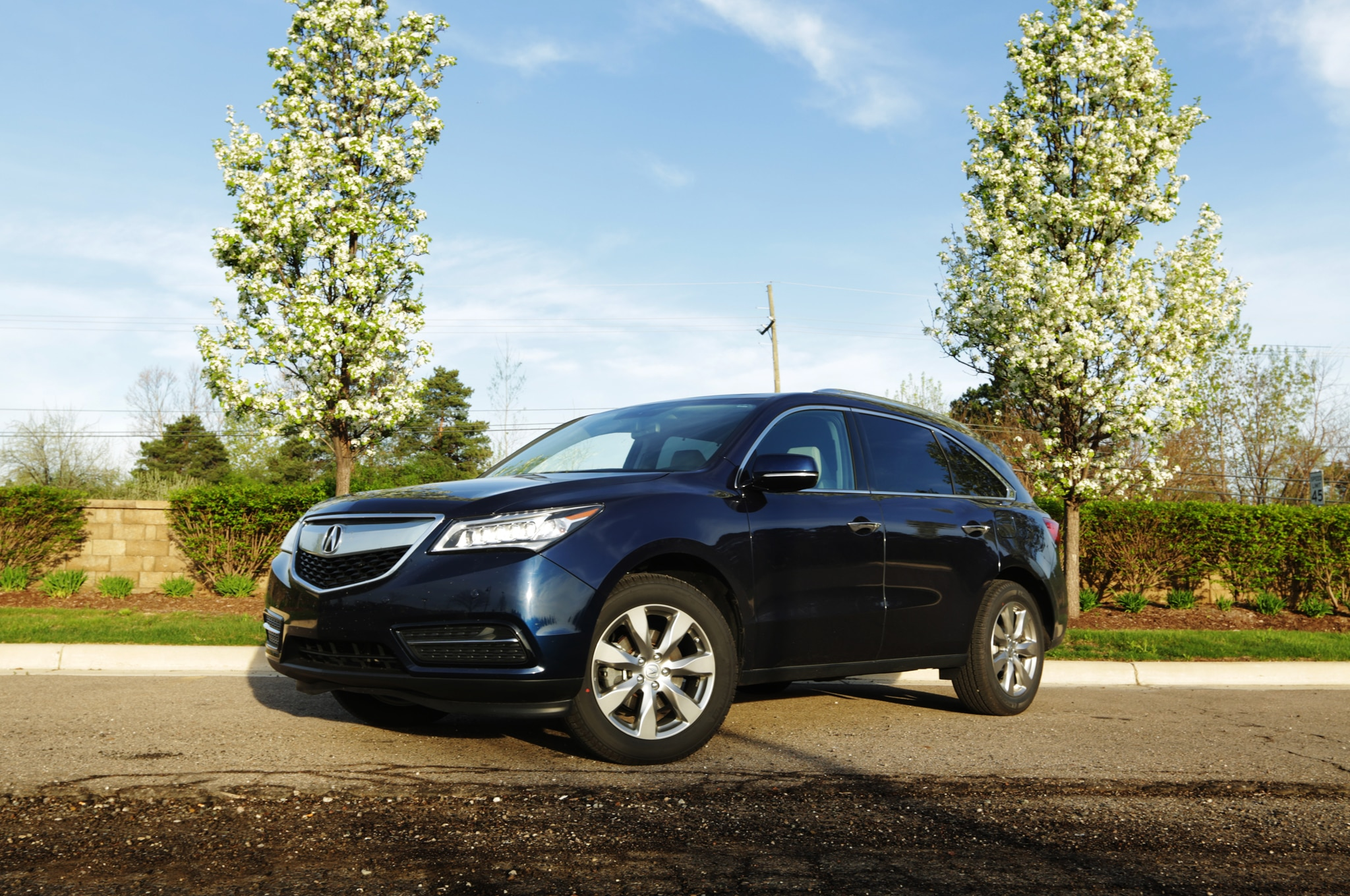 Acura MDX SHAWD Mixed Feelings And Service - Acura mdx b16 service cost