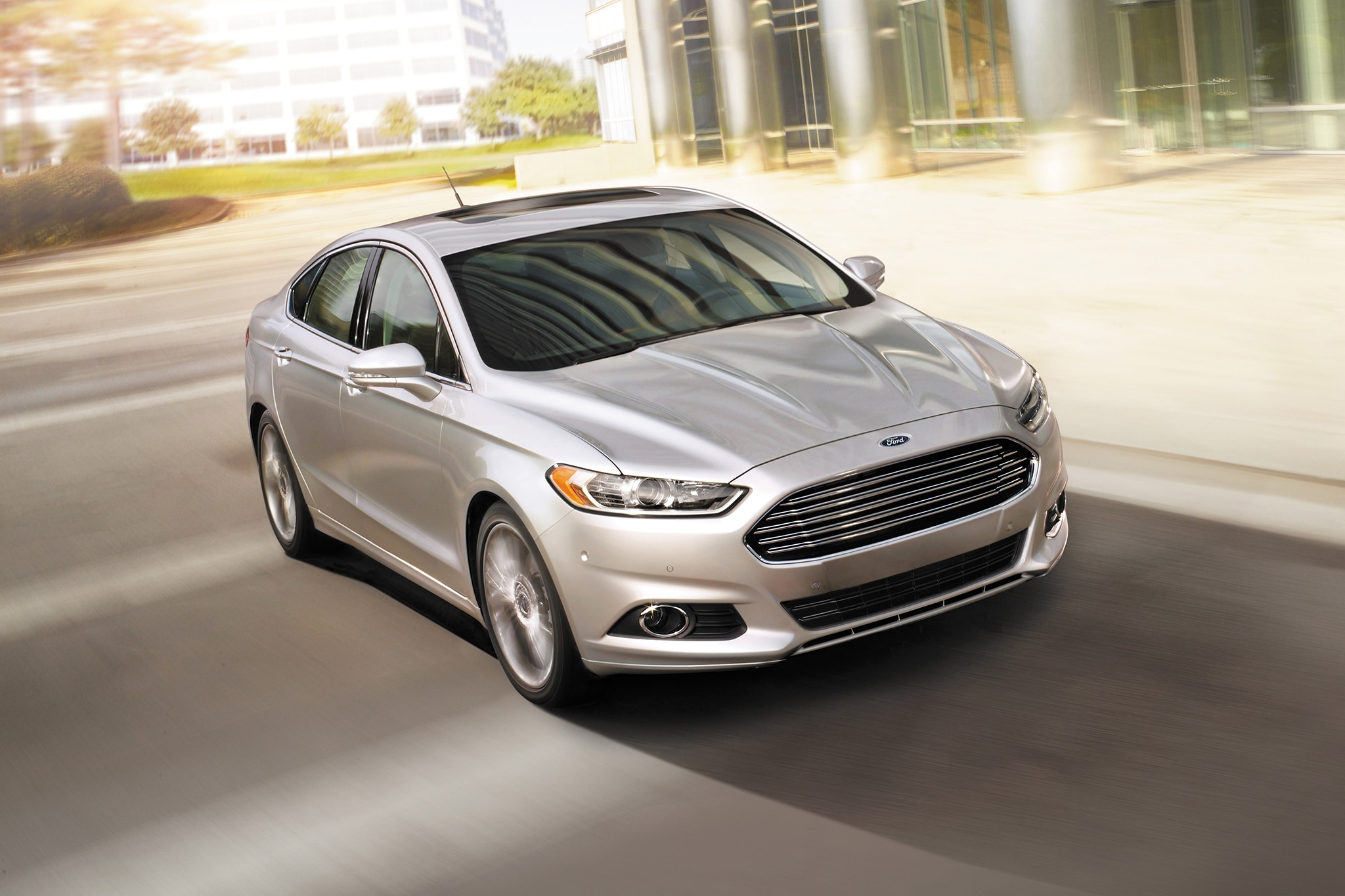 Winner ford fusion