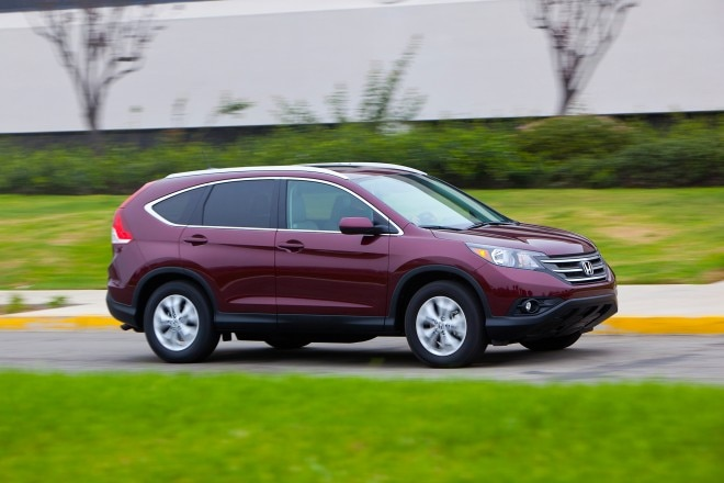 2014 Honda CR V Three Quarters View 31 660x440