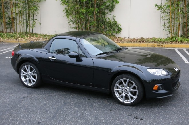 2014 Mazda Mx 5 Miata Grand Touring Prht Top Up1 660x438
