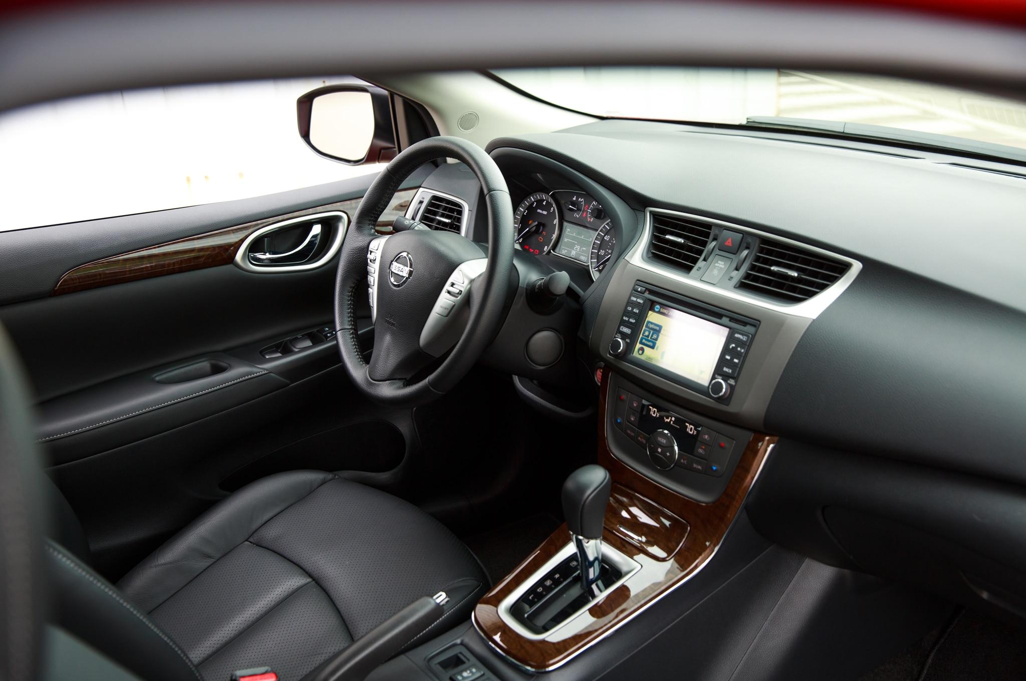 2014 Nissan Sentra: Around the Block